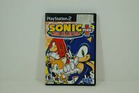Authentic Sony Playstation 2 PS2 Sega Sonic Mega Collection Plus + FREE SHIPPING