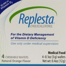 Replesta Wafer 4 ct Wafer Vitamin D Deficiency