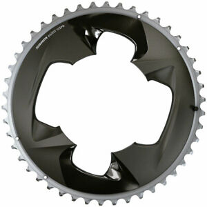 Force AXS Chainring - SRAM Force 2x12-Speed Outer Chainring - 46t, 107 BCD,
