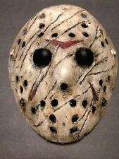 Custom Jason Voorhees Friday The 13Th Type Mask Prop Cosplay Halloween Costume 3