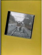 JOURNEY OF FAITH, WITH THE SPIRIT, TERRY & JONATHAN LITTLE, CD, CATHOLIC MUSIC