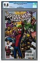 Spider-Man & The Secret Wars #1 (2010) Marvel CGC 9.8 CJ443