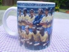 Brazil 1970 World Cup Winners tribute mug 11oz original (brand new)