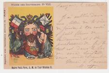 Royalty,Russia,Tsar Nicholas II,Satire,Notre Petit Pere S.M.Nicolas II,Used,1902