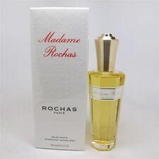 MADAME ROCHAS by Rochas 100 ml/ 3.3 oz Eau de Toilette Spray NIB