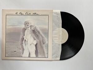Edgar Winter Album White Label Vinyl Album Record LP