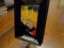BOB MARLEY ZIPPO LIGHTER MINT IN BOX 2012