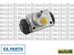Wheel Brake Cylinder for FIAT LANCIA MAZDA METELLI 04-0934