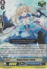 CARDFIGHT VANGUARD CARD: HAPPY ROOTS, SANDY - G-FC04/068EN RR