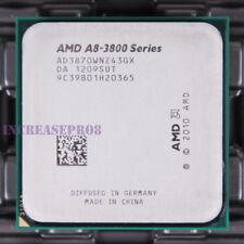 AMD A8-Series A8-3870K AD3870WNZ43GX Quad-Core CPU Processor 3 GHz Socket FM1