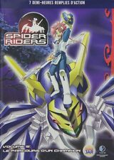 Spider Riders Vol.5: Le Parcours D'un Champion (French Version) DVD NEW