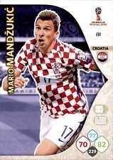 Panini WM Russia 2018 -  Nr. 81 - Mario Mandzukic - Team Mate