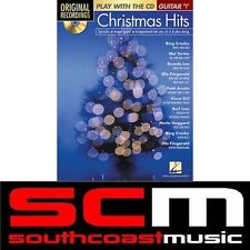 50% OFF! CHRISTMAS XMAS HITS SONG BOOK SONGBOOK w/ CD VOLUME 1 FOR GUITAR