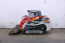 2017 Takeuchi TL8 Track Loader Skid Steer - 232 Hrs - Open Cab - Ready to Work