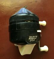 Zebco 202 Reel with anti-reverse switch - Used