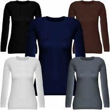 Markenlose S Damenblusen, - tops & -shirts ohne Muster