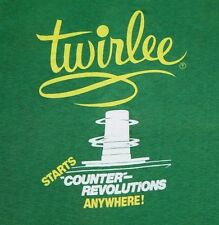 S * vtg 70s TWIRLEE toy promo t shirt * 22.126