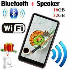 4 inch HIFI MP3 MP4 Music Player USB 32GB Bluetooth+WIFI+1080P Camera Portable