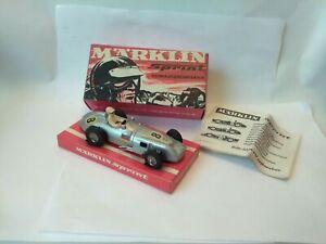 Marklin Mercedes W196 Racing Car Sprint 1300 Superb Condition Made In Germany...