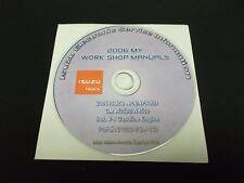 2006 Isuzu GM NPR & NPR HD W3500 W4500 6.0L V8 Gas Service Repair Manual DVD