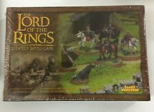 Warhammer Lord of the Rings Scouring of the Shire Sealed Box Metal