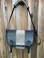 Timbuk2 Limited Edition Woolrich Laptop Messenger Bag Size M