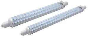 S15 LED Fluorescent Tube Strip Light Energy Saving 221mm / 284mm LED SMD