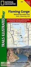 Trails Illustrated Flaming Gorge N.R.A - Eastern Uintas