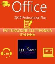 Microsoft Office 2019 Professional Plus Licenza Key 32/64bit