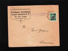 Germany Inflation Arbeitgeber Vereinigung Drucksache Aue 15,000 Marks Cover z86
