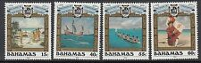 Los buques: Bahamas 1992 Colón Set (quinta edición) + Ms sg933-6 + ms937 n.h.mint