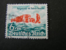 *GERMANY, SCOTT # B176,1940 SEMI-POSTAL 50TH ANNIV OF HELIGOLAND ISSUE USED