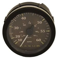 Faria Boat Speedometer Gauge SE9591A | Bayliner Maxum Over Sized