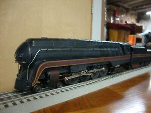 """Lionel """"600"""" Norfolk And Western """"Warhorse J """", 4-8-4 , Steam Locomotive, #18049"""