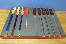 Würth fichiers de l'atelier dépôt et grattoir Joint Racleur Kit en