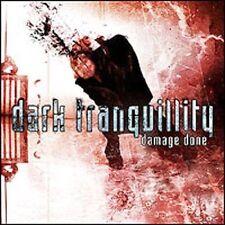 DARK TRANQUILLITY - Damage Done CD 2002 First Press