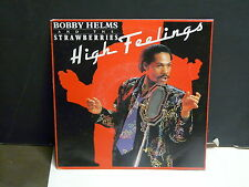BOBBY HELMS and the STRAWBERRIES High feelings CBS A4447