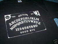 OUIJA BOARD T-SHIRT NEW all sizes SPIRITUAL OCCULT