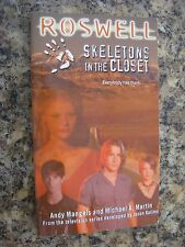 Roswell Skeletons in the Closet by Michael A. Martin and Andy Mangels (2002)