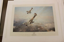 Robert Taylor - Battle of Britain Collection - Numbers Matching (6 Prints)