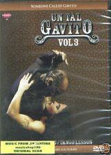 DVD LEARN TO DANCE TANGO UN TAL GAVITO VOL. 3 SEALED NEW CLASES DE TANGO