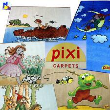 Super Sale: Orginal PIXI Teppiche weich + waschbar Kinderteppich Spielteppich