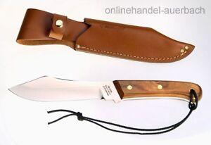 GROHMANN KNIVES Deer & Moose Rosewood   Messer Outdoormesser