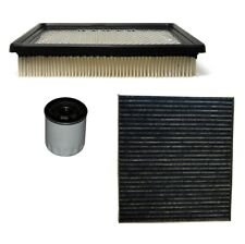 Engine Oil Air Carbon Cabin Filter Kit ACDelco Pro For Chrysler 200 Cirrus L4