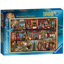 Ravensburger Museum of Wonder 1000 Piece Jigsaw Puzzle