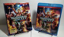 Guardians of the Galaxy Vol. 2 (Blu-ray/DVD,No UV)W/SlipCover- Free Shipping