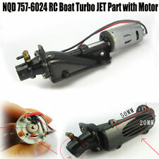Hot Sale Electric NQD 757-6024 RC Boat Turbo JET Replacement Part with 390 Motor