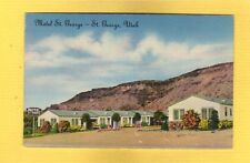 St. George,UT Utah, Motel St. George at gateway to National Parks