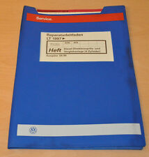VW LT 1997 Diesel Direkteinspritz AGK ATA 4 Zylinder Werkstatthandbuch