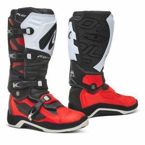 motocross boots | Forma Pilot offroad motorcycle footwear